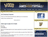 James Wood Football